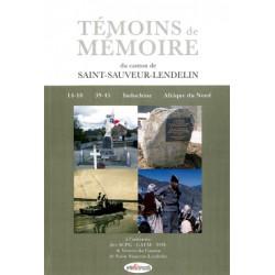 Témoins de Mémoire du canton de Saint-Sauveur-Lendelin