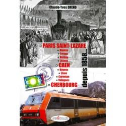 Paris Saint-Lazare - Caen - Cherbourg depuis 1858