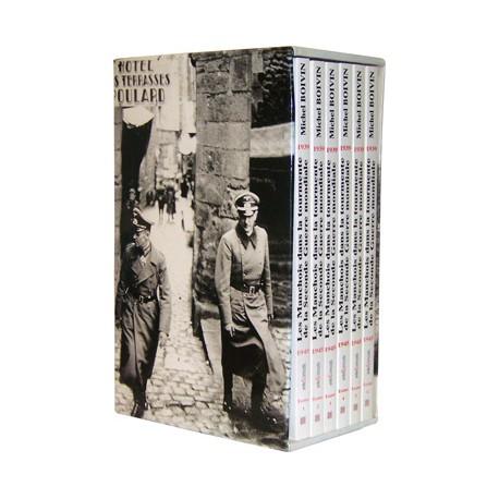 39-45 Les Manchois dans la tourmente de la Seconde Guerre mondiale - Coffret 6 tomes