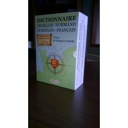Trésor de la langue normande, Dictionnaire français/normand