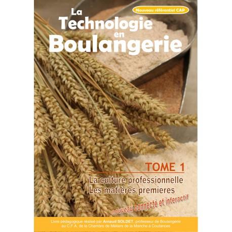 Technologie en Boulangerie - Tome 1