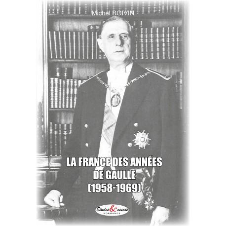 La France des années de Gaulle (1958-1969)
