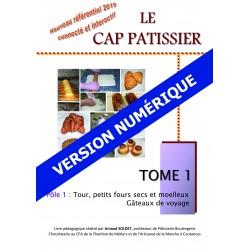 Version Numérique CAP Pâtissier - Tome 1 - Nouveau référentiel