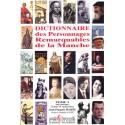 Dictionnaire des Personnages Remarquables de la Manche - Tome 3