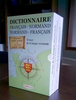 Tresor de la langue normande